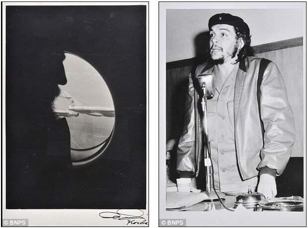 Редкие снимки Фиделя Кастро и Эрнесто Че Гевары. Фотограф Альберто Корда 13