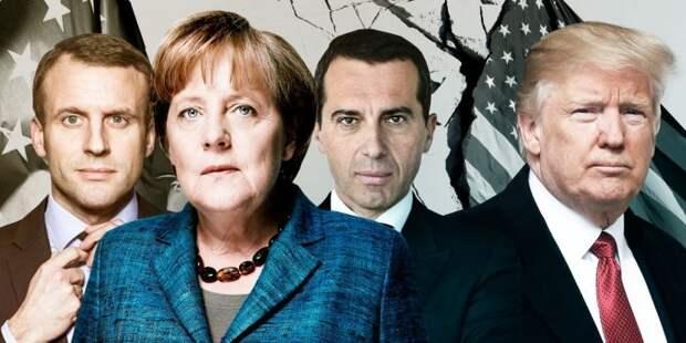 Бунт Старого Света: почему Европа восстала против антироссийской политики США