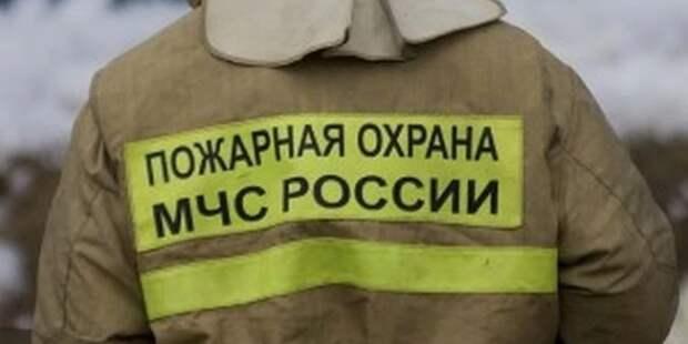 В МЧС рассказали о пожаре в московской гостинице