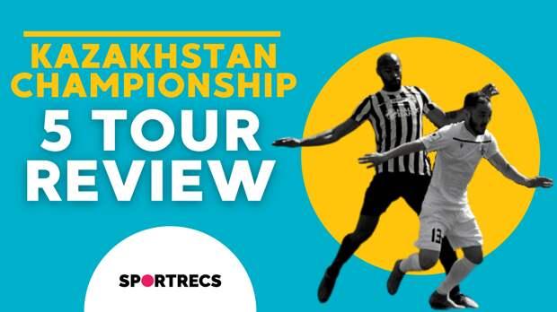 Kazakhstan championship. 5 tour. Review