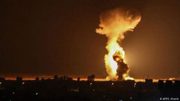 Количество погибших всекторе Газа выросло до67 человек