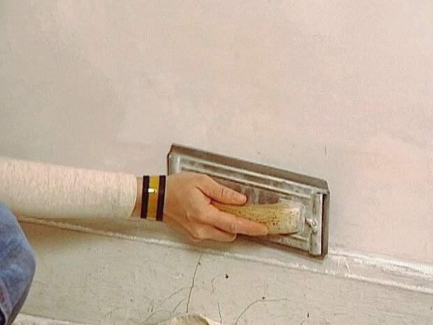 Как оштукатурить гипсокартон своими руками. Толковые советы
