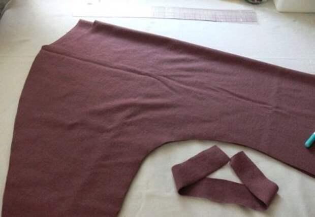 Шлевки для платья с рукавом летучая мышь