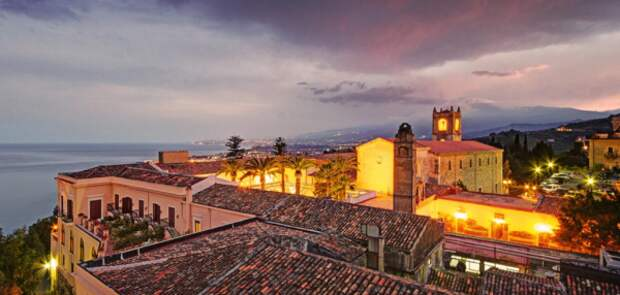 5 лучших ресторанов Сицилии